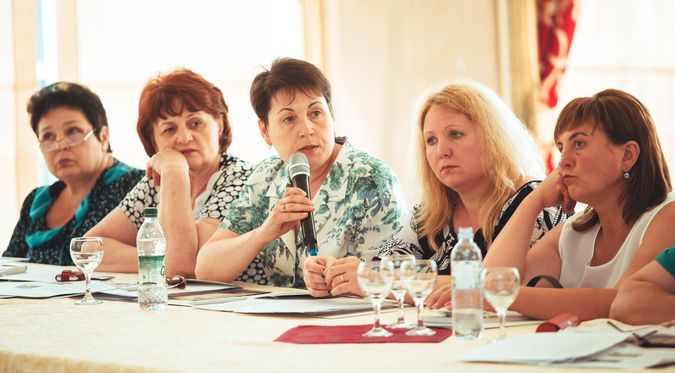 Leadership and political participation - UN Women in Moldova