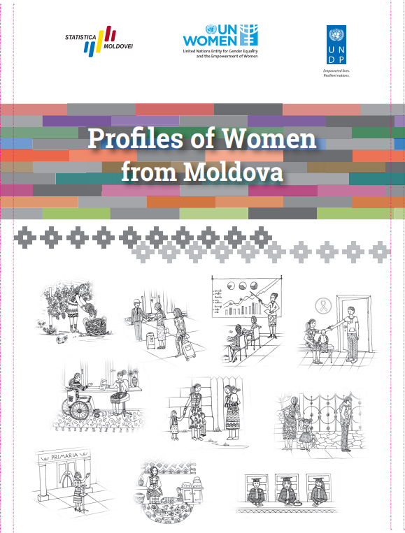 "Analytical notes ""Profiles of women from Moldova"""