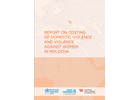 Report on Costing of Domestic Violence and Violence against Women in Moldova