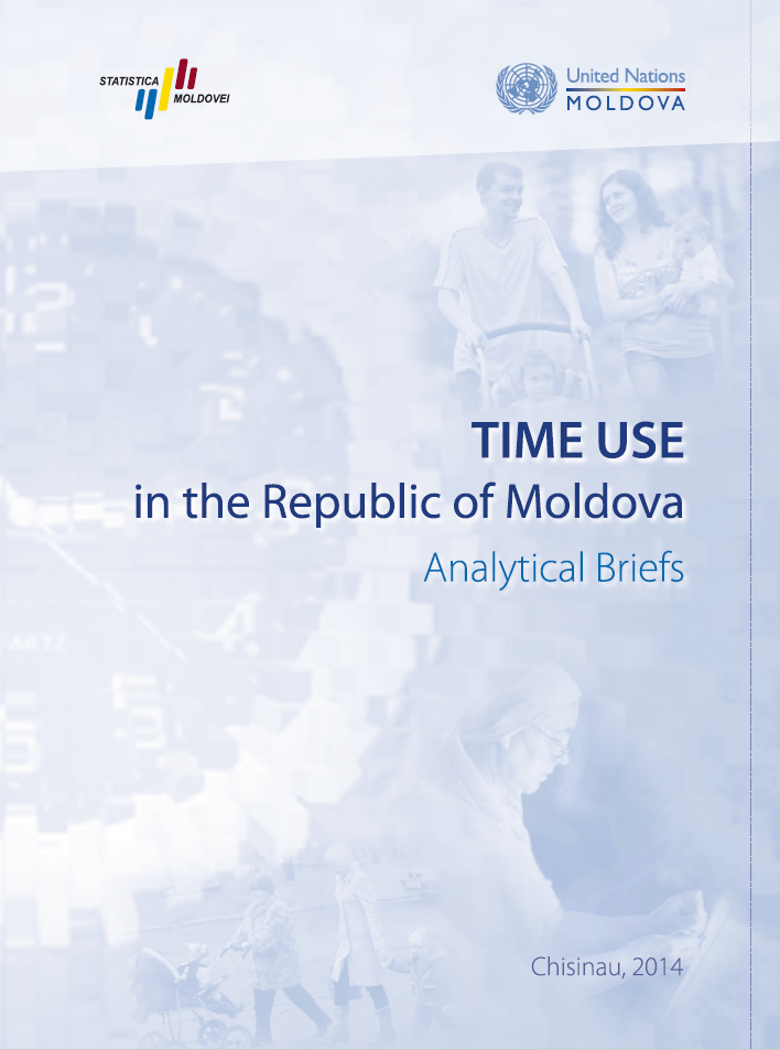 Analytical Notes: Time Use Survey in the Republic of Moldova