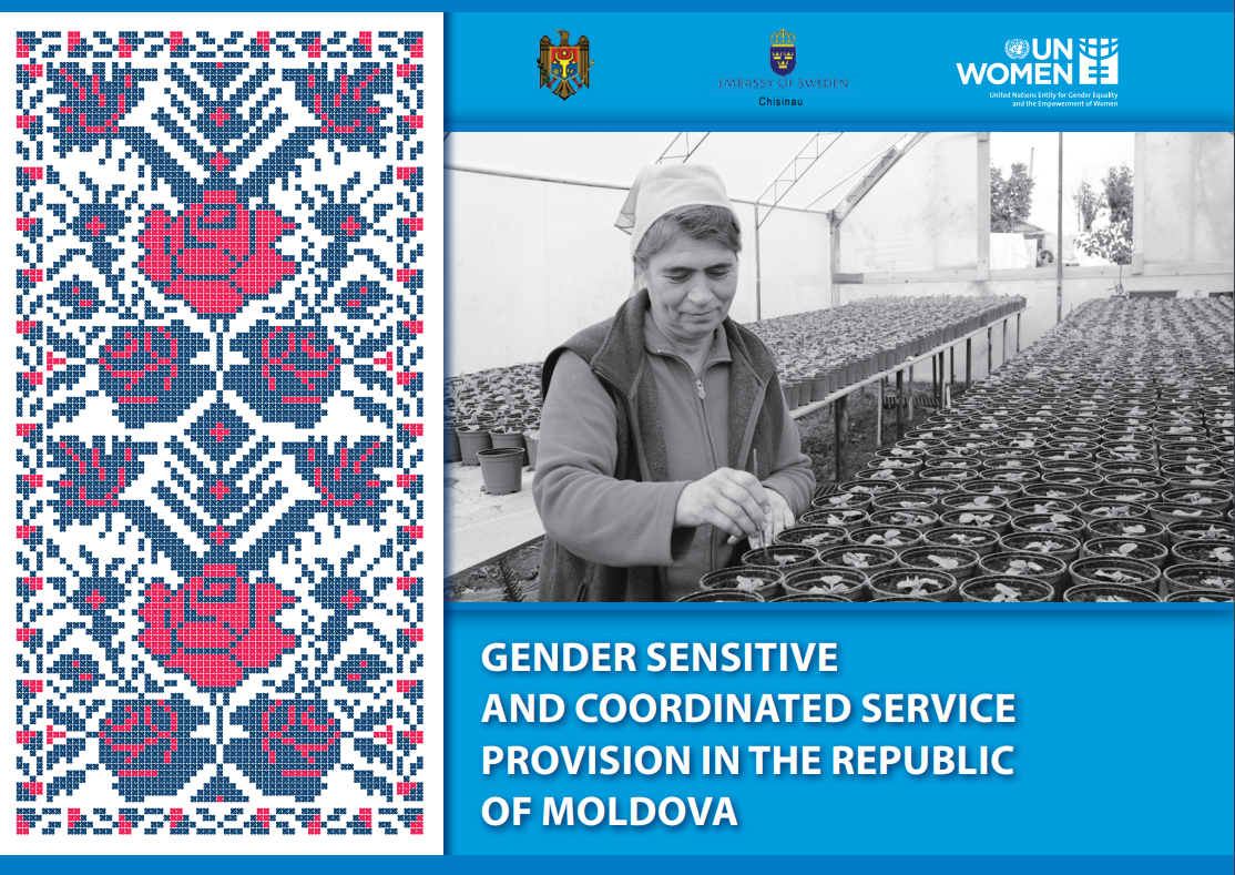 Gender Sensitive and coordinated service provision in the Republic of Moldova