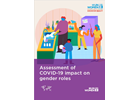 Assessment of COVID-19 impact on gender roles