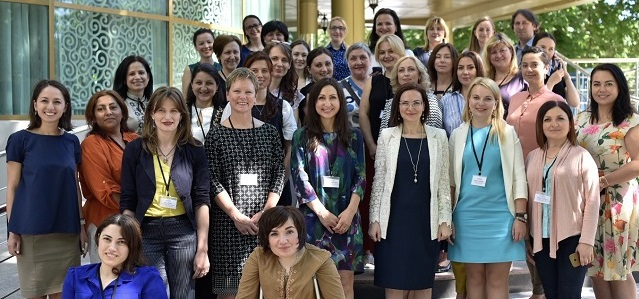 25 people from different regions of Moldova met in Chisinau from 29th of May to 1st of June 2018 to attend a pilot training of trainers (ToT) on empowerment and political participation of women, a first of its kind in Moldova.