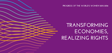 Press release: New report from UN Women unveils far-reaching alternative policy agenda to transform economies and make gender equality a reality