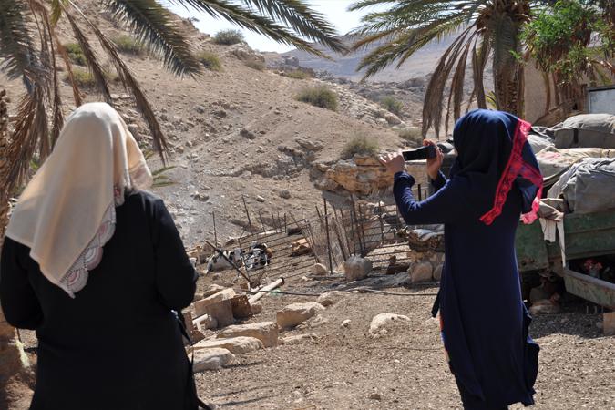 In the Jordan Valley, Bedouin women filmmakers tell their own stories