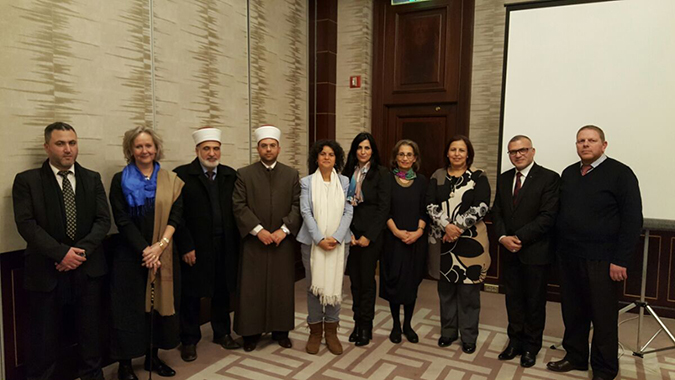 Working with judges to improve outcomes for women in Sharia courts