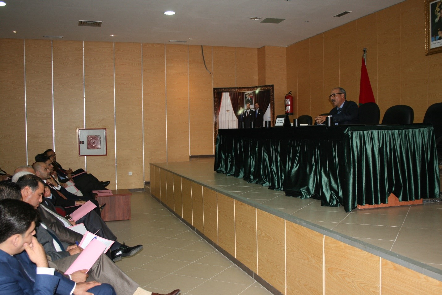 Palestinian Judges Visit Morocco to Widen Perspectives on VAW Specialized Judicial Services