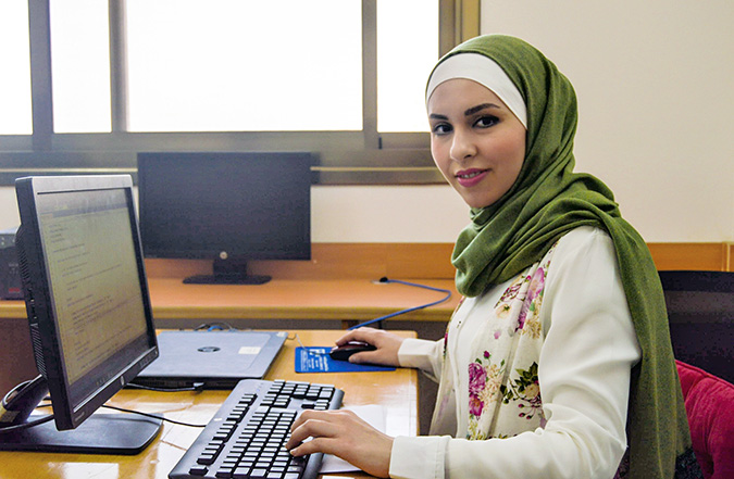"From where I stand: ""ICT empowers me to grow without limits"""