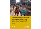 Gender and Wars in Gaza Untangled: What Past Wars Have Taught Us?