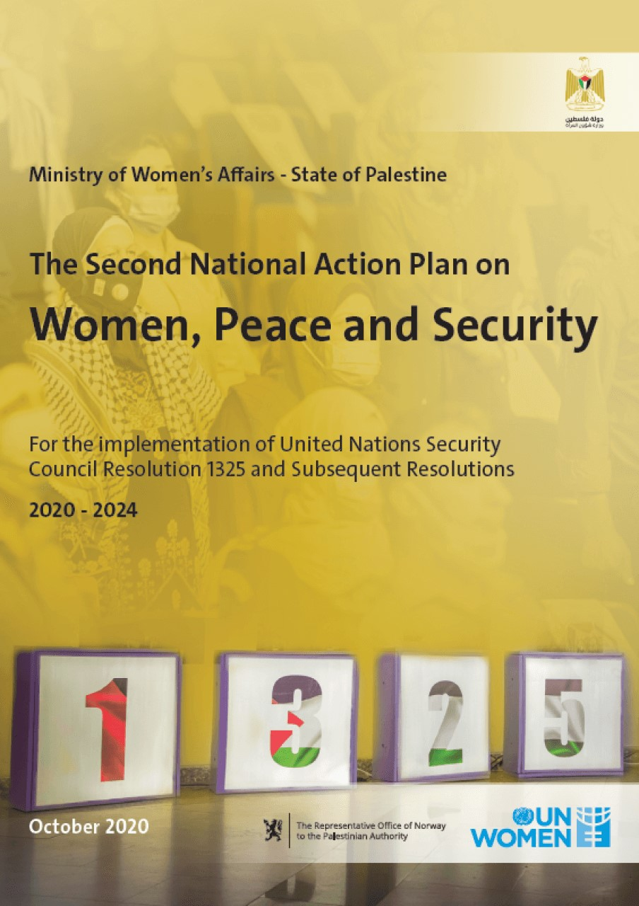 The Second National Action Plan on Women, Peace and Security
