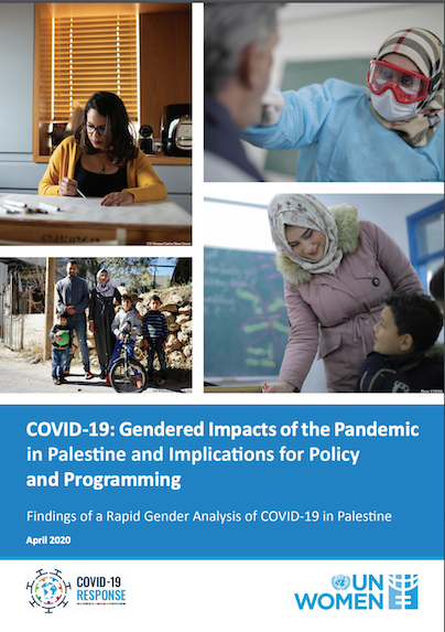 COVID-19: Gendered Impacts of the Pandemic in Palestine and Implications for Policy and Programming