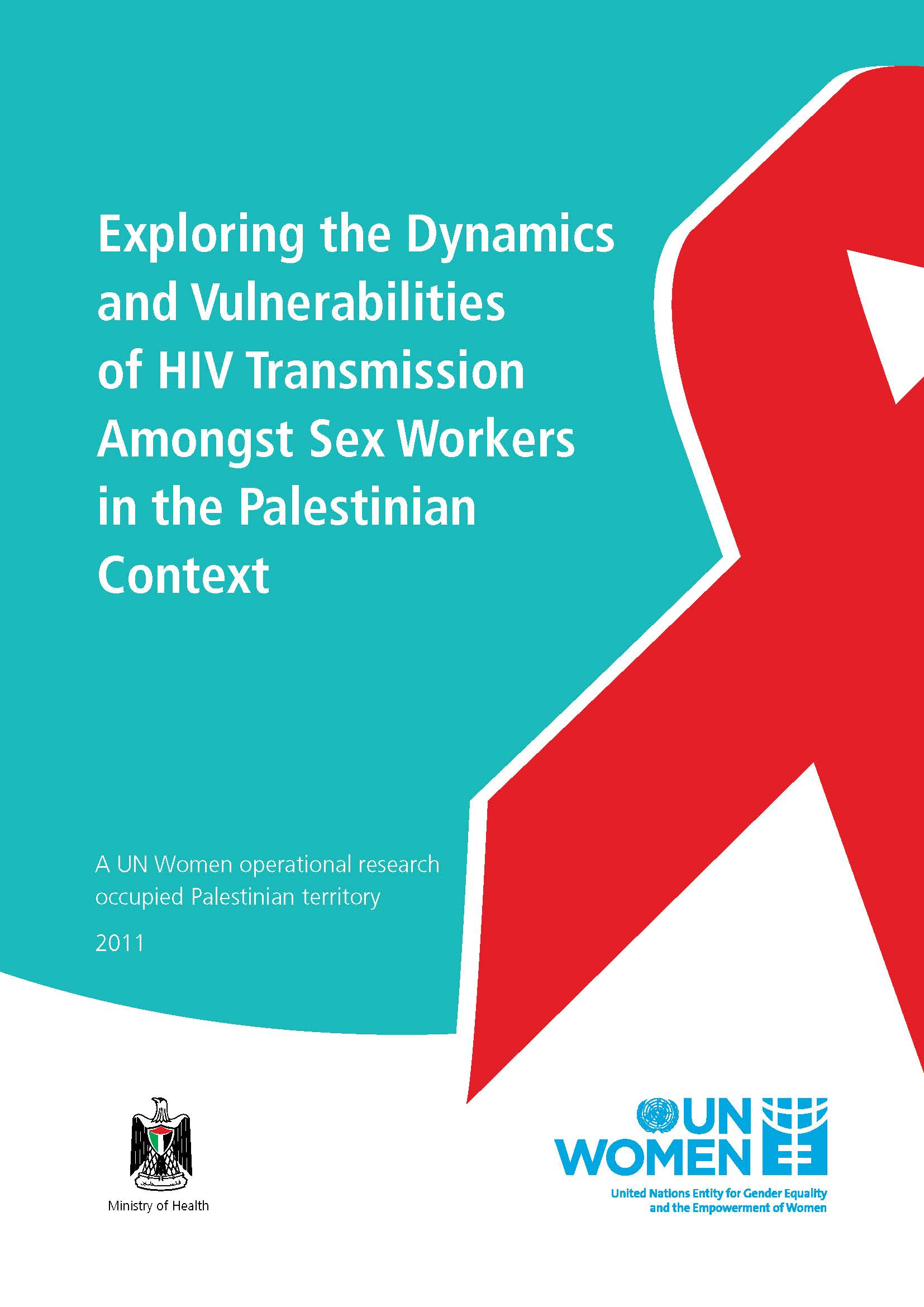 Exploring the Dynamics and Vulnerabilities of HIV Transmission Amongst Sex Workers in the Palestinian Context