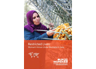 Restricted Lives: Women's Voices Under Blockade in Gaza