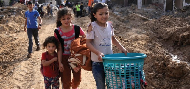 Past Gaza wars provide valuable lessons on gender specific needs and vulnerabilities which should guide the humanitarian response to the current crisis in Gaza, according to a new analysis by UN Women. Photo: Women's Affairs Centre-Gaza/ Samar Abu Alouf