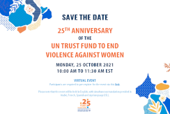 save the date UNTF25