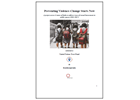 Final Evaluation: Preventing Violence: Change Starts Now in India