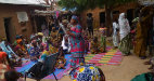An information session in Kayes region, Mali on ending FGM/C and child marriage. Photo: AMSOPT Mali