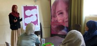 Video story: Specialized support services for refugee and Jordanian women and girls