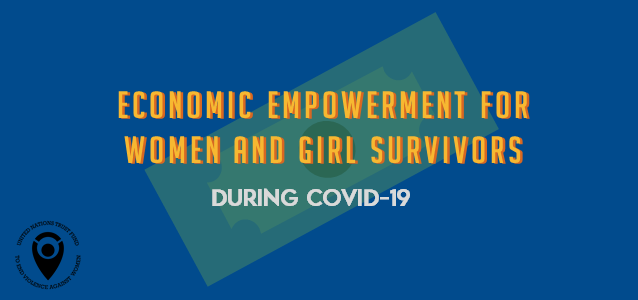 UN Trust Fund grantee CAPEC works towards economic empowerment for women and girl survivors during COVID-19