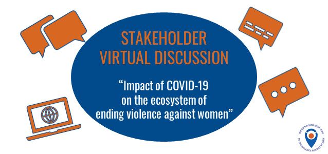 stakeholder virtual discussion on COVID