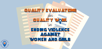 Strengthening grantee evaluations to improve work to end violence against women
