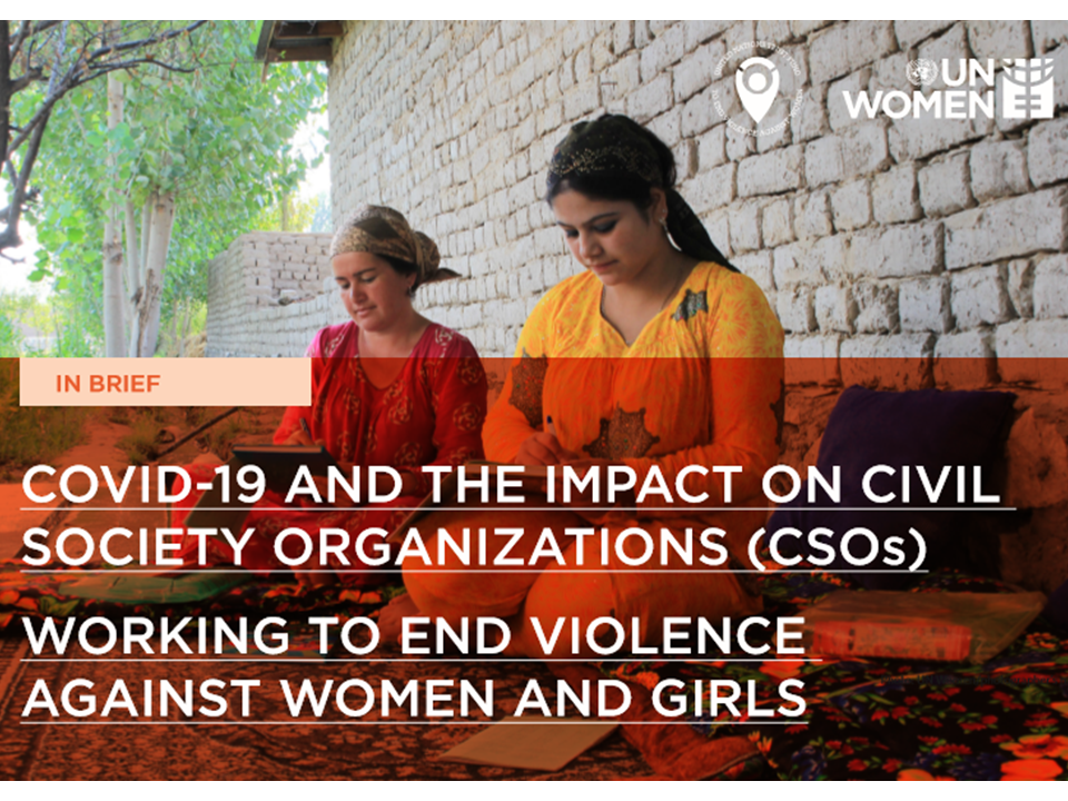 Six months of global pandemic: UN Trust Fund assesses impact on violence against women and frontline organizations