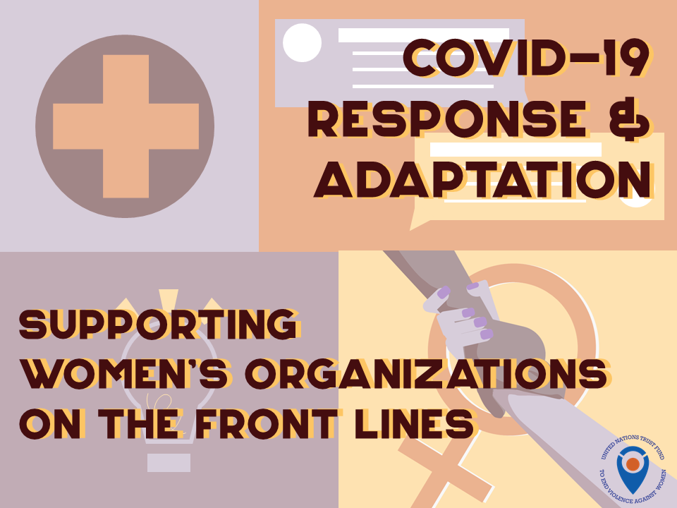 Women's organizations – first responders discuss the impact of COVID-19
