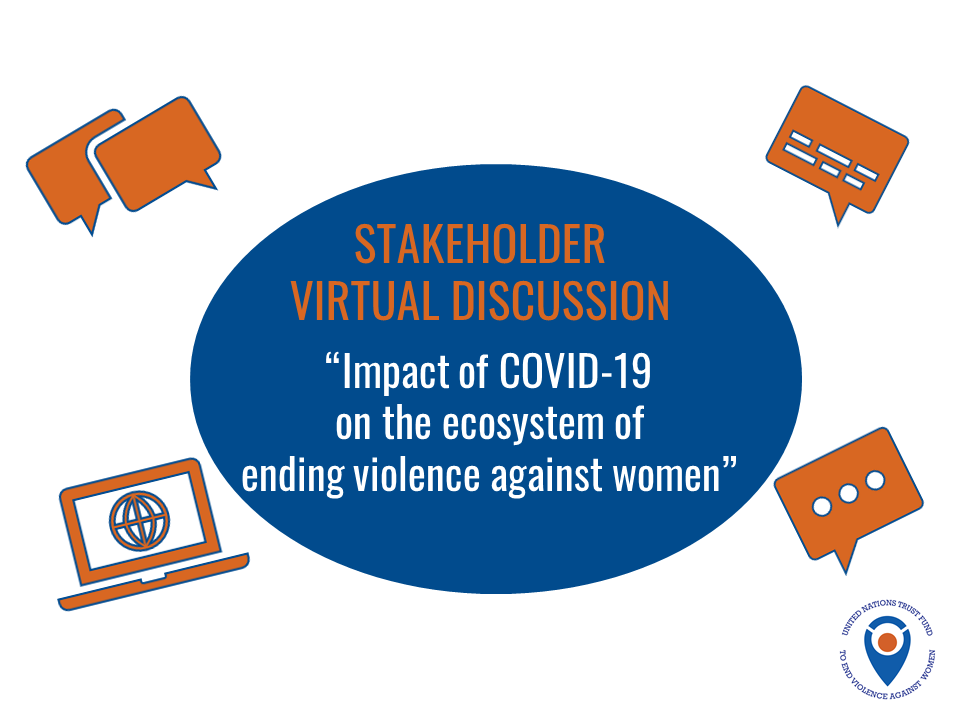 UN Trust Fund Stakeholder Virtual Meeting on COVID-19 on 176 April