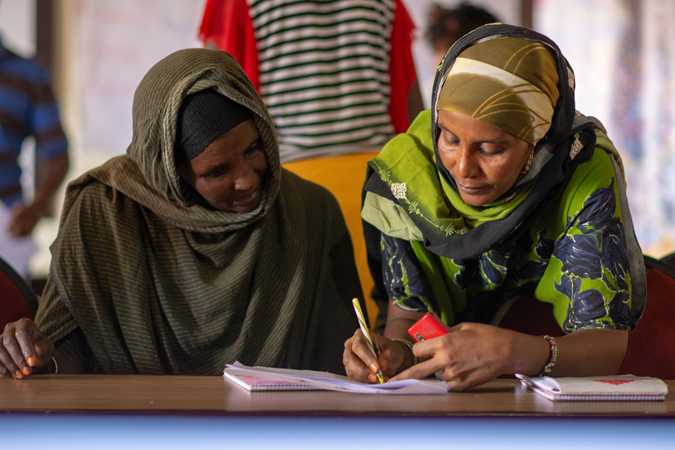 Partnerships enhance work to end violence against women for the UN Trust Fund-CREAW