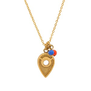 New SOKO necklace for the UN Trust Fund. Courtesy SOKO