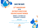 25 years of the UN Trust Fund to End Violence against Women