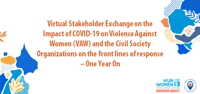 second virtual stakeholder meeting COVID19 impact on VAWG