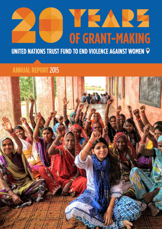 UN Trust Fund Annual Report 2015