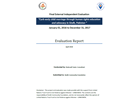 """Final Evaluation: """"Curb Early Child Marriage Through Human Rights Education and Advocacy in Sindh, Pakistan"""""""