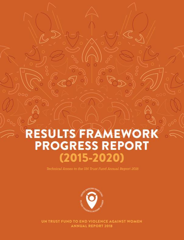 Results Framework Progress Report 2018