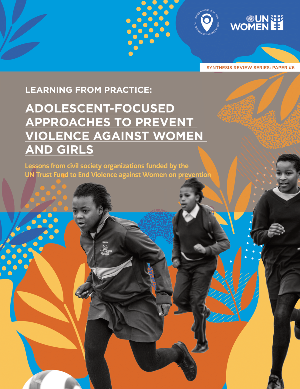 Cover image adolescent focused approaches prevention brief