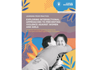 Learning from practice: Exploring intersectional approaches to prevent violence against women and girls