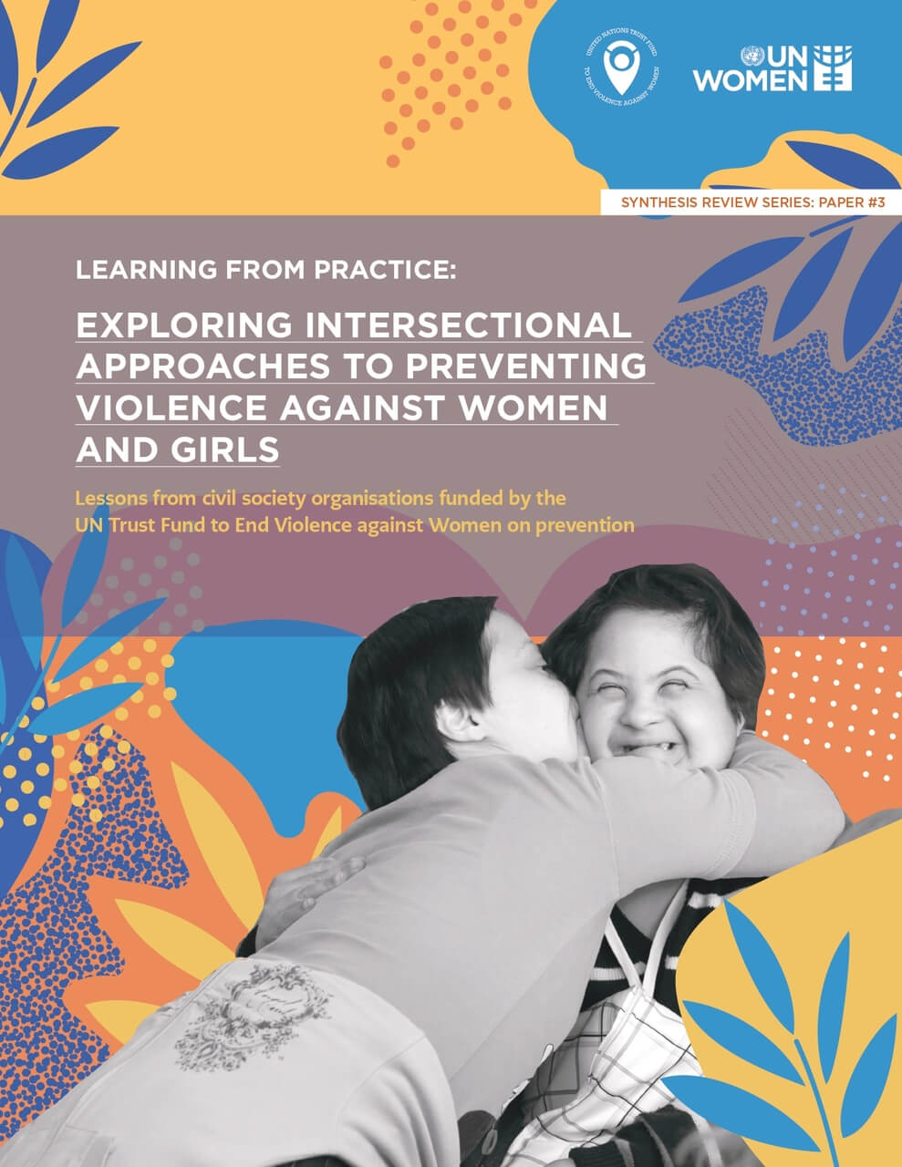 Cover image intersectional approaches prevention brief