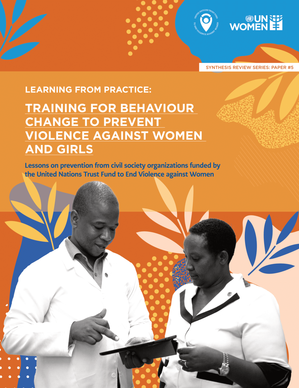 COVER IMAGE TRAINING FOR BEHAVIOUR CHANGE