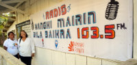 Case Study: Indigenous women take to radio to say, 'no more violence' in Nicaragua
