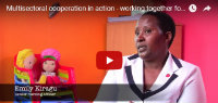 Video series: Multisectoral cooperation in action – effective service delivery to survivors