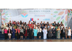 """""""Take intense measures"""" to accelerate women's full and equal participation in politics, leaders say in Chile"""