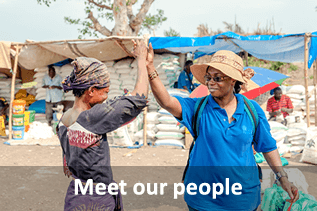 Meet our people. (Photo: UN Women/Catienne Tijerina.)