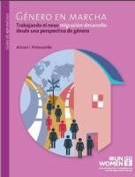 Cover page Migration Report Spanish