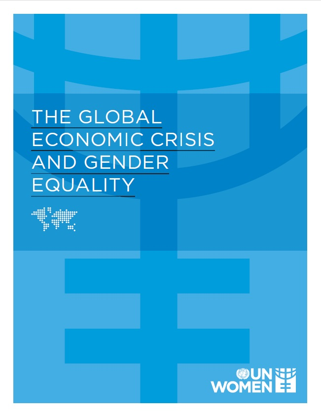 The Global Economic Crisis and Gender Equality coverpage