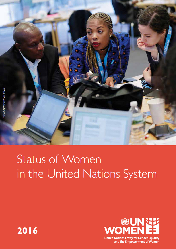 Status of women in the United Nations system
