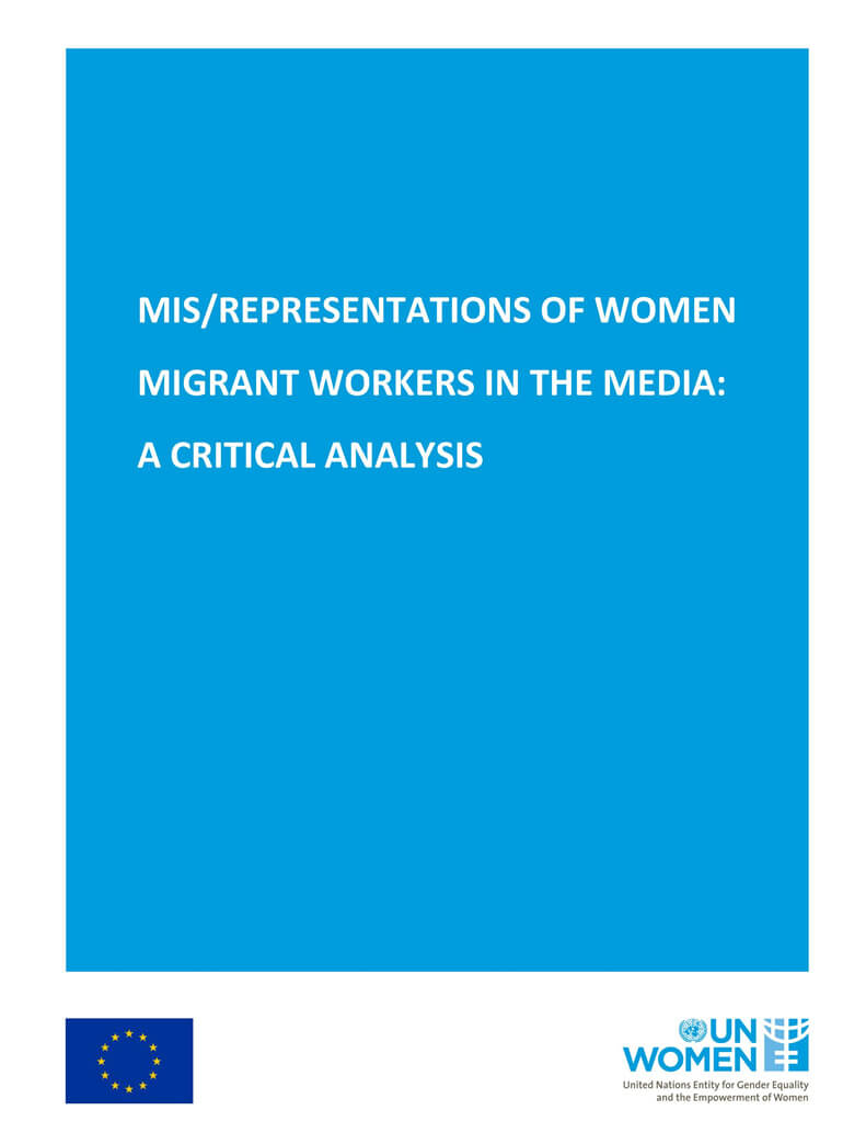 Mis/representations of women migrant workers in the media: A critical analysis