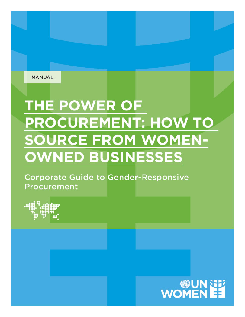 The power of procurement: How to source from women-owned businesses