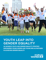 Youth leap into gender equality