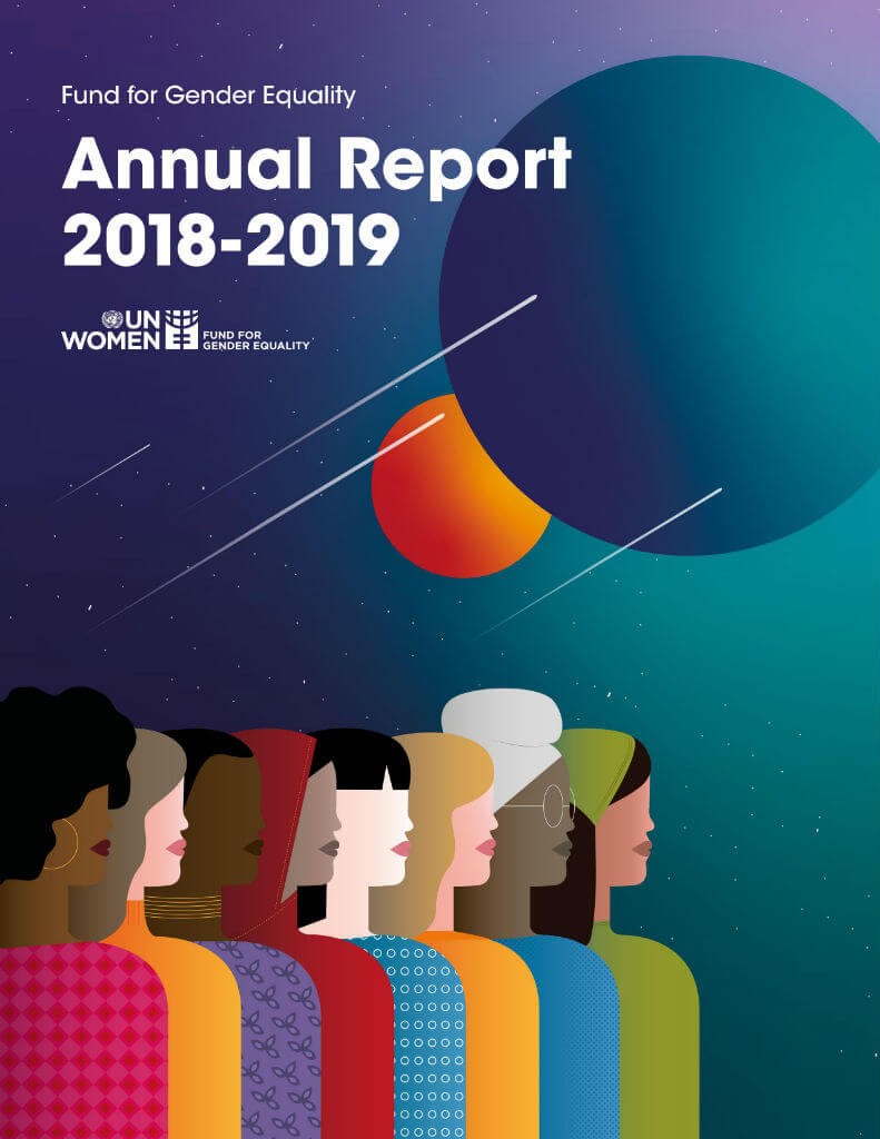 Fund for Gender Equality annual report 2018–2019